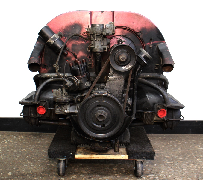 1956 36HP Aircooled Engine VW Beetle Bus Ghia Engine Motor - 1397139