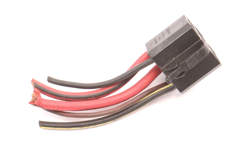 Ignition Pigtail Plug Wiring 93-99 VW Jetta Golf GTI Cabrio MK3 - 357 953 631 -
