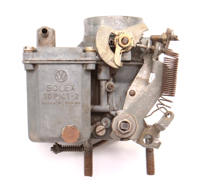 Solex Carburetor Carb 30 PICT-2 68-69 VW Beetle Bus 1300 1500 SP - 113 129 029 D