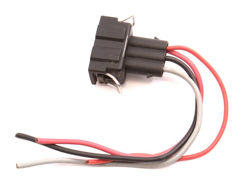 3 Pin Wiring Pigtail 90-99 Vw Passat B3 B4 Jetta Golf Gti Mk3