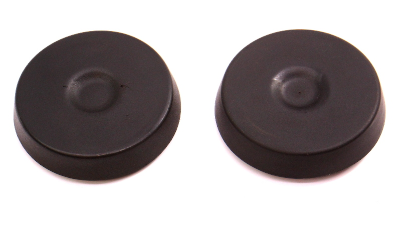 Front Strut Shock Cap Covers 85-92 VW Jetta Golf GTI Mk2 Genuine - 191 412 359 A