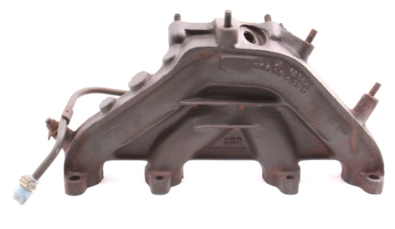 Early Dual Exhaust Manifold 75-80 VW Jetta Rabbit MK1 Gas - 067 253 033 K