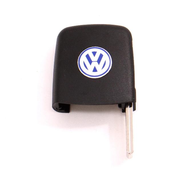 NOS Uncut Flip Key Blank VW Jetta Golf MK4 Beetle Passat B5 B5.5