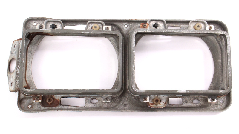 RH Headlight Bracket Housing 80-84 VW Jetta Mk1 Head Light Lamp Genuine Hella