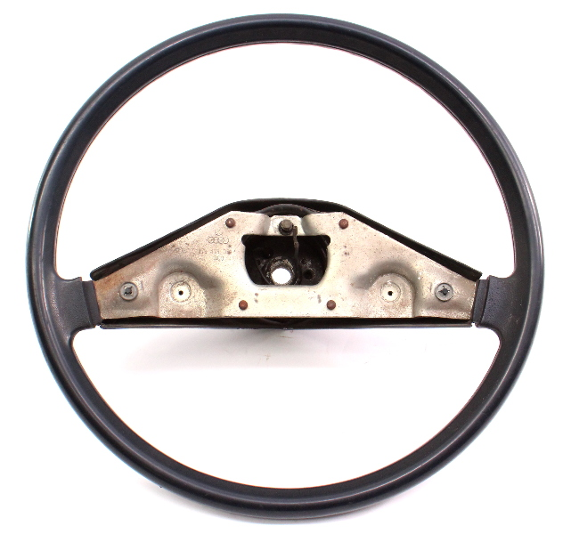 Original Steering Wheel 81-84 VW Rabbit Jetta Pickup MK1 Blue - 171 419 091