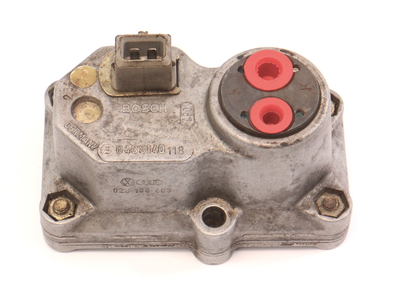Bosch Warm Up Regulator VW Jetta Rabbit Scirocco Cabriolet MK1 MK2 0 438 140 118