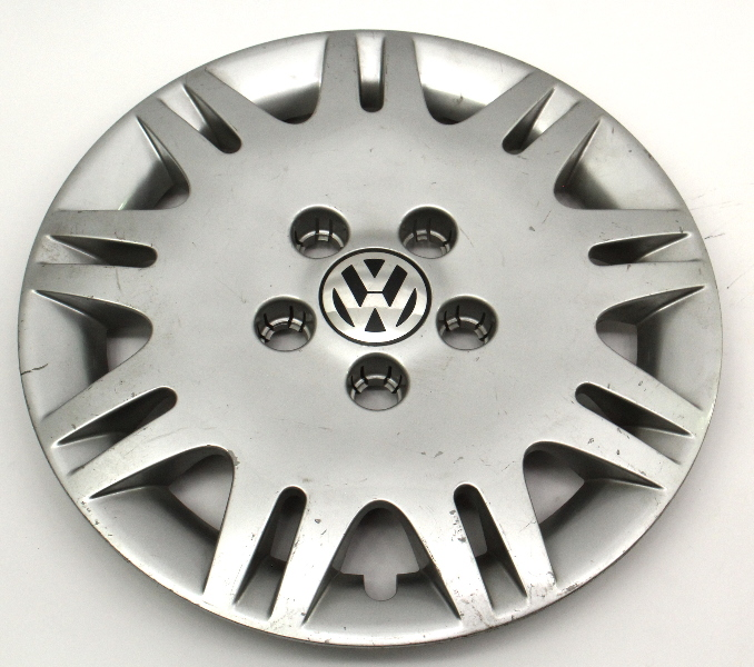 Genuine VW Hub Cap Wheel Cover 05-10 VW Rabbit Jetta MK5 - 1KM 601 147