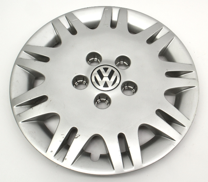 Genuine VW Hub Cap Wheel Cover 05-10 VW Rabbit Jetta MK5 ~ 1KM 601 147