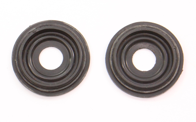 Window Crank Handle Spacers VW Jetta Rabbit Cabriolet Scirocco MK1 Vanagon Black