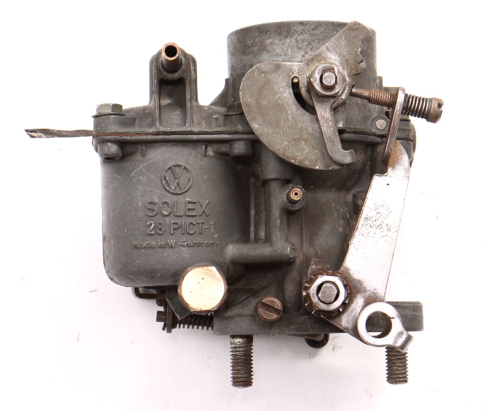 Solex Carburetor 28PICT-1 64-65 VW Beetle Bug Bus 40HP ~ Genuine ~ 113 129 023 D