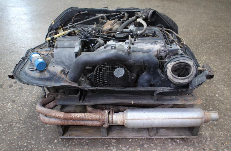 Complete Engine Long Block Case 80-83 VW Vanagon T3 2.0 FI Aircooled CV021951