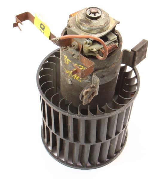 AC Heater Blower Fan Motor VW Rabbit MK1 HVAC A/C Genuine - 171 820 021 D