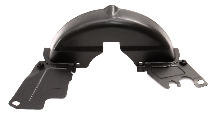 Pulley Shield Cooling Tin 1967 VW Beetle - Genuine