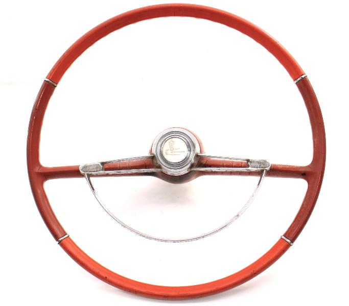 Steering Wheel 1960 Corvair  - Genuine Original Stock Vintage