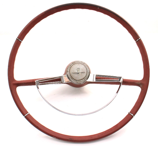 Steering Wheel 1964 Corvair  - Genuine Original Stock Vintage