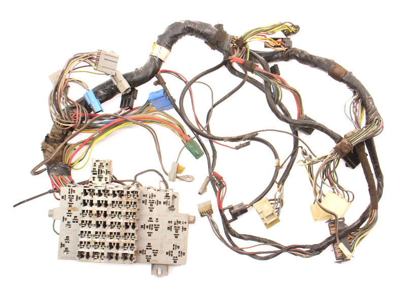 Dash Interior Wiring Harness Fuse Box 81-83 VW Rabbit Pickup MK1 175 971 051 AF