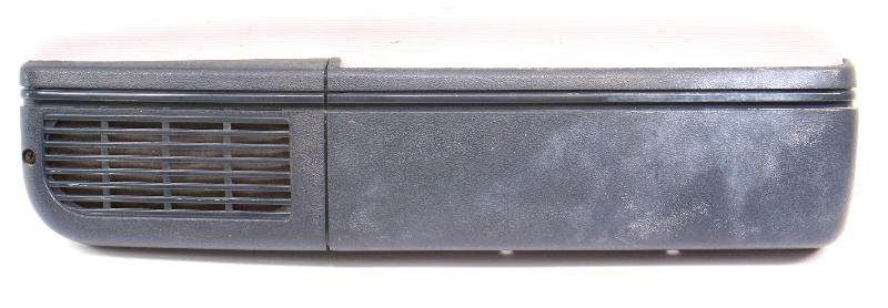 RH Lower Door Panel Pocket Speaker Interior 1982 VW Jetta MK1 Blue - 171 867 134