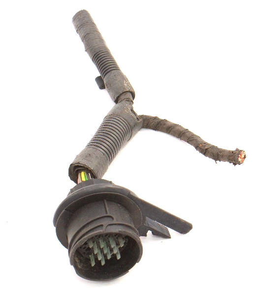 Headlight Fog Wiring Harness Round Plug Pigtail 93-99 VW Jetta GTI Cabrio MK3 -