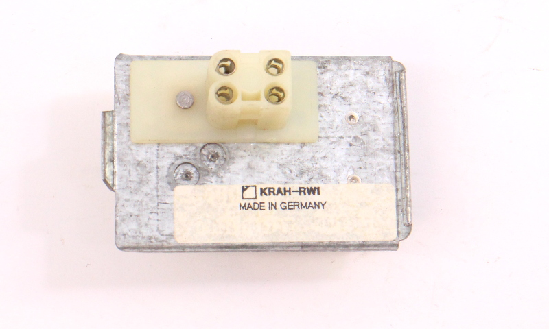 NOS Blower Motor Resistor 85-92 VW Jetta Golf GTI MK2 - Germany - 191 959 263 C