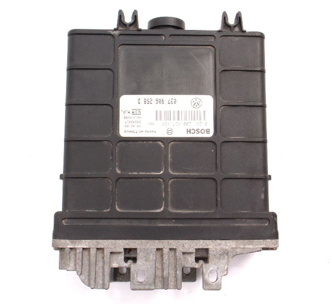 ECU ECM Engine Computer 93-94 VW Jetta Golf MK3 2.0 ABA MT - 037 906 258 D