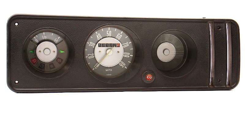 Gauge Cluster Speedometer 1972 Vw Bus Transporter Bay