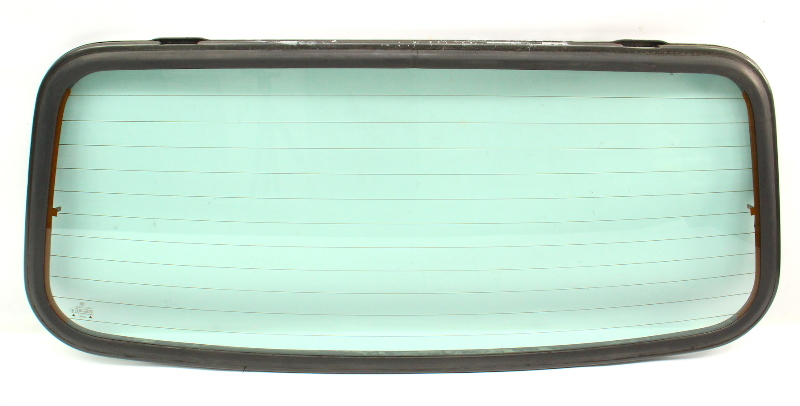 Convertible Top Rear Window Glass Seal Frame 95-02 VW Cabrio MK3 ~ Genuine
