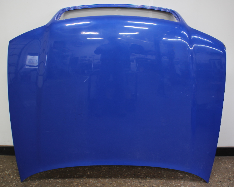 Hood Bonnet 99-02 Audi A4 S4 B5 - Genuine - LZ5M Nogaro Blue