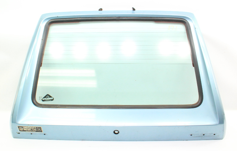 Hatch Trunk Back Door 75-84 VW Rabbit GTI MK1 - Blue -  Genuine Original