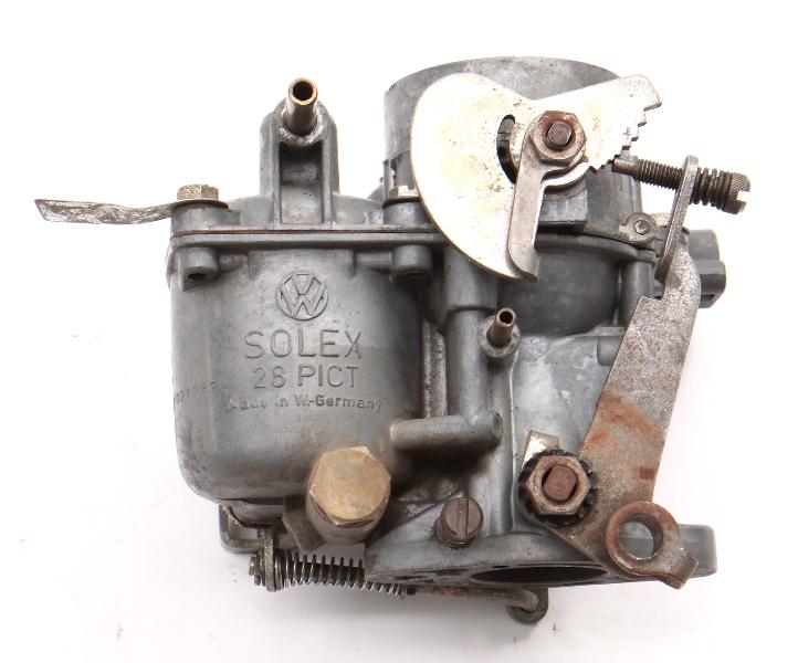 NOS Air Intake Tube Boot 85-87 VW Jetta Golf MK2 1.8 8v