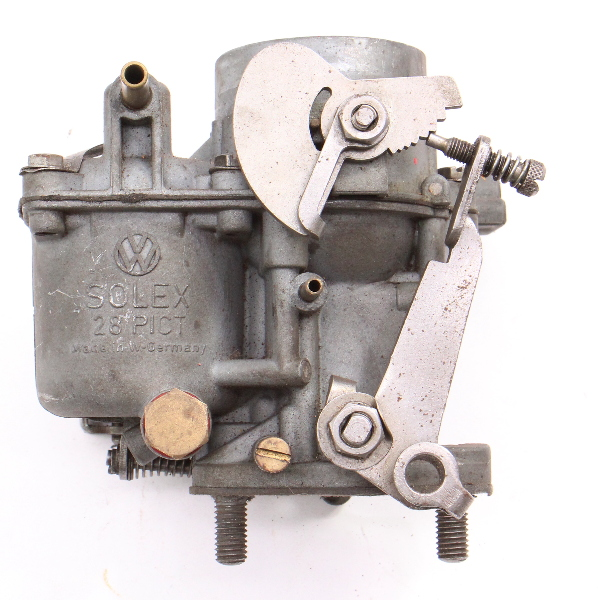 Solex Carburetor 28PICT 61-63 VW Beetle Bug 1200cc 40HP Genuine . 113 129 023 C