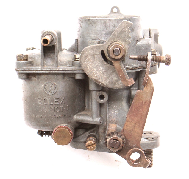 Solex Carburetor Carb 30 PICT-1 66-67 VW Beetle Bug Bus ~ Aircooled 1300 1500