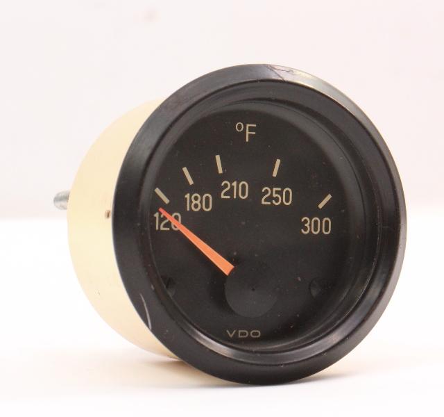 Center Console VDO Oil Temperature Gauge 75-84 VW Beetle Bug Rabbit Golf GTI
