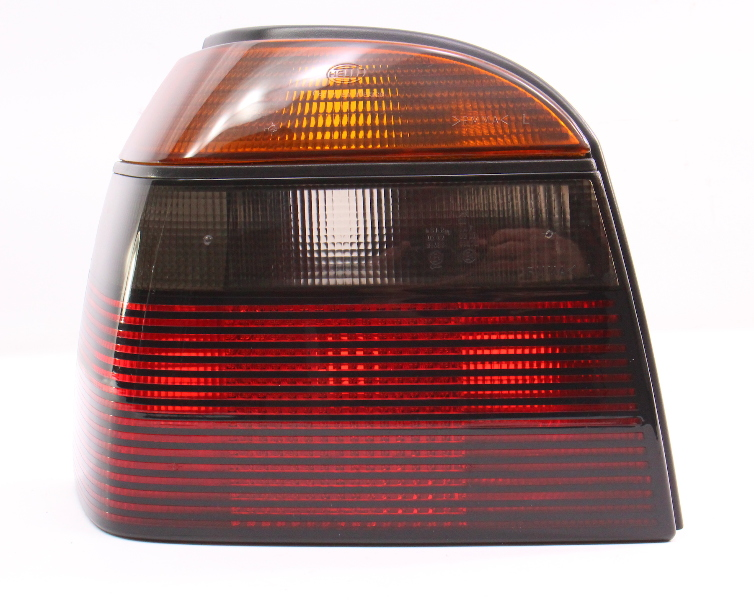 LH Smoked Tail Light 93-99 VW Golf GTI Cabrio Taillight MK3 - 1HM 945 095 E
