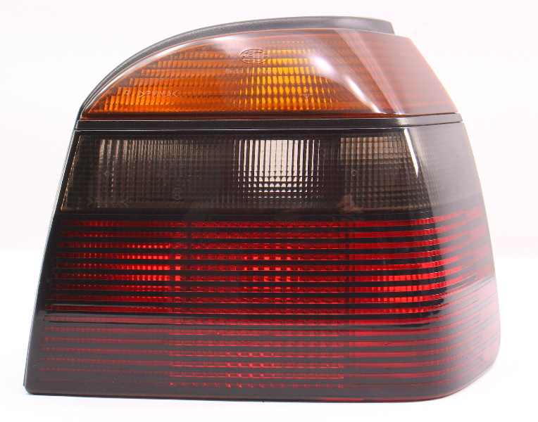 RH Smoked Tail Light 93-99 VW Golf GTI Cabrio Taillight MK3 - 1HM 945 096
