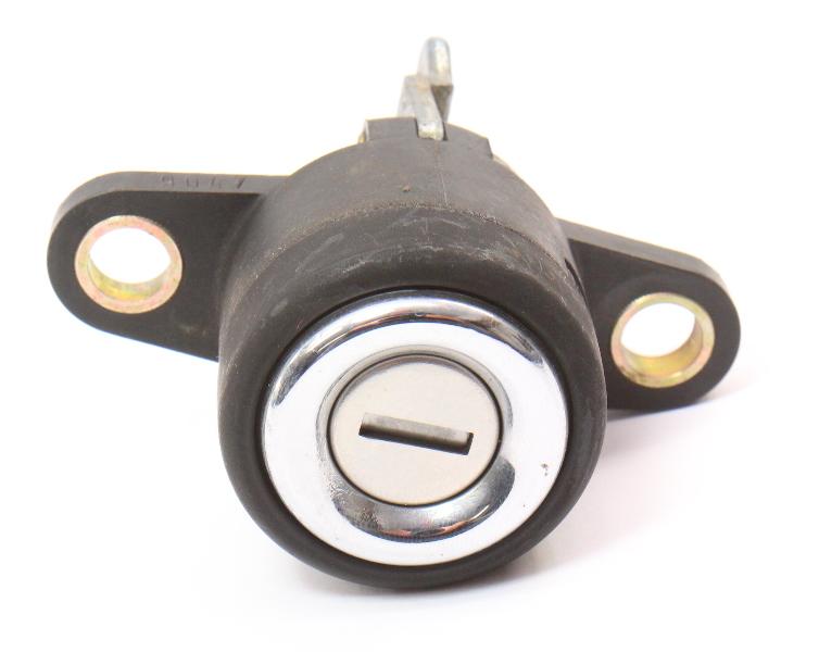 Trunk Lock Cylinder 81-93 VW Cabriolet Rabbit Convertible MK1 ~ Genuine