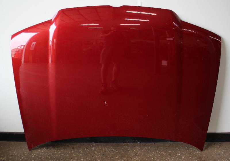 Genuine VW Hood 99-05 VW Jetta MK4 - LA3W Red Spice