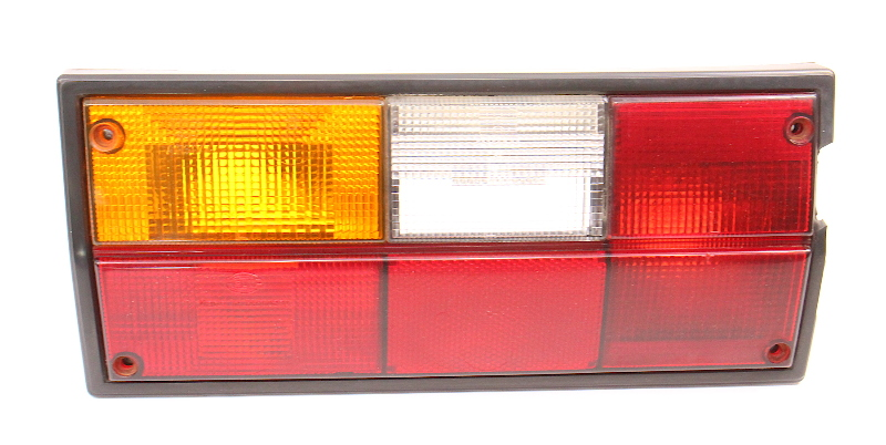 LH Tail Light Lamp Genuine Hella 80-91 VW Vanagon T3 Taillight ~ 251 945 111