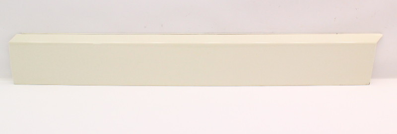 Sliding Slider Door Trim Panel Hinge Cover 80-91 VW Vanagon T3 Westfalia - White