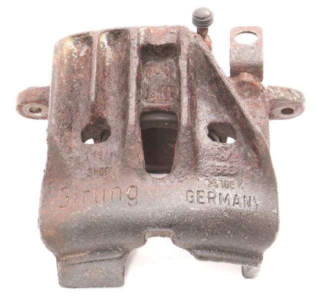 RH Front Brake Caliper 86-91 VW Vanagon T3 Girling - Genuine