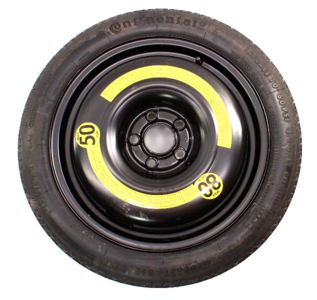 """16"""" Spare Wheel Tire Donut 93-99 VW Jetta GLX GTI Mk3 Passat B4 VR6 3A0 601 025"""