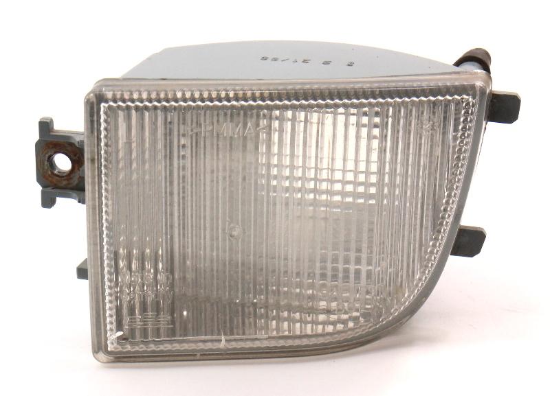 LH Bumper Turn Signal Parking Light 95-97 VW Passat B4 - Genuine - 3A0 953 155 C