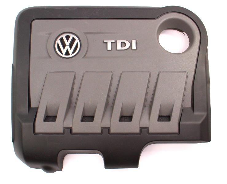 TDI Engine Cover 12-14 VW Passat Diesel ~ Genuine ~ 03L 103 925 R