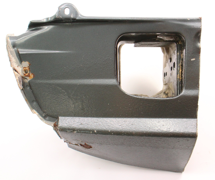 RH Bumper Mount Metal Cut Out Section 75-81 VW Scirocco MK1 - Genuine