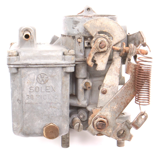 Solex Carburetor Carb 30 PICT-2 68-69 VW Beetle Bus 1300 1500 SP - 113 129 027 H