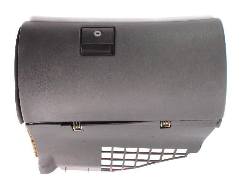 Glove Box Glovebox Compartment 96-01 Audi A4 S4 B5 Black - Genuine
