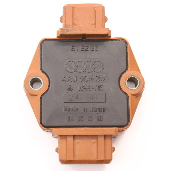 Ignition Control Module Audi A4 100 - Genuine - 4A0 905 351