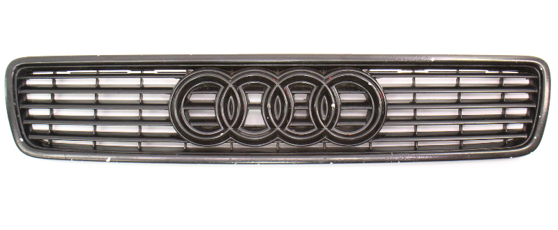Center Hood Grill Grille 96-99 Audi A4 B5 - Genuine - 8D0 853 651 J