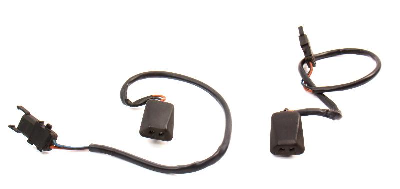 Heated Washer Nozzle Sprayer Squirtesr 96-99 Audi A4 S4 B5 - 8D0 955 988