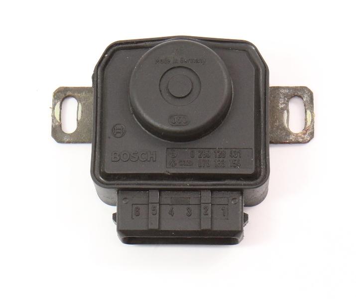 Throttle Position Sensor 96-97 Audi A4 V6 SOHC AFC - Genuine - 078 133 154