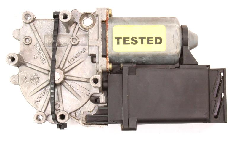 RH Rear Window Motor 95-97 VW Passat B4 - Genuine - 3A0 959 810